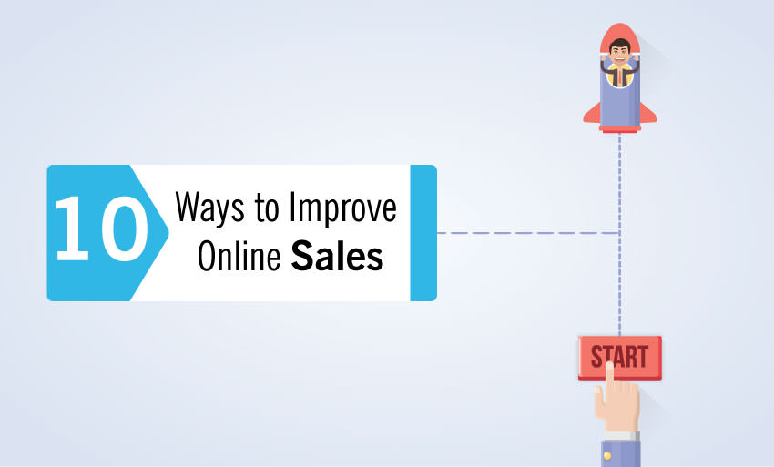 ways improve online sales