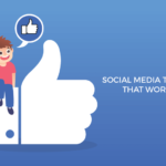 social media techniques work well