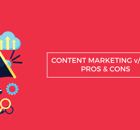 content marketing vs ppc pros cons