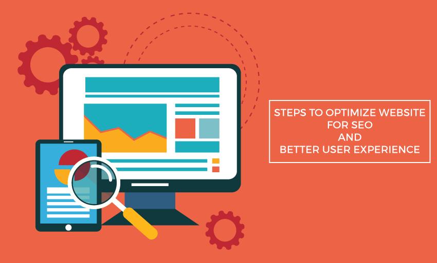 steps optimize website seo better user experience