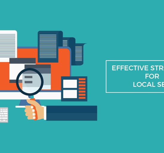 effective strategies local seo