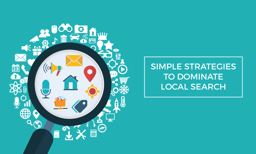 simple strategies dominate local search