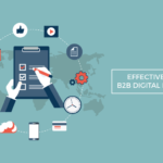 effectiveness b2b digital marketing