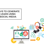 ways generate leads using social media