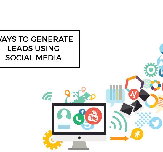 ways generate leads using social media