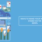 ways make website stand serps