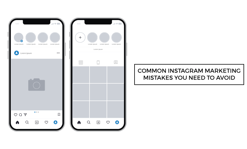 common instagram marketing mistakes need avoid