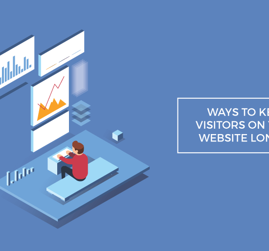 ways keep visitors website longer