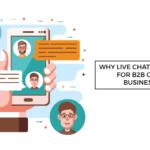 live chat critical b2b b2c businesses